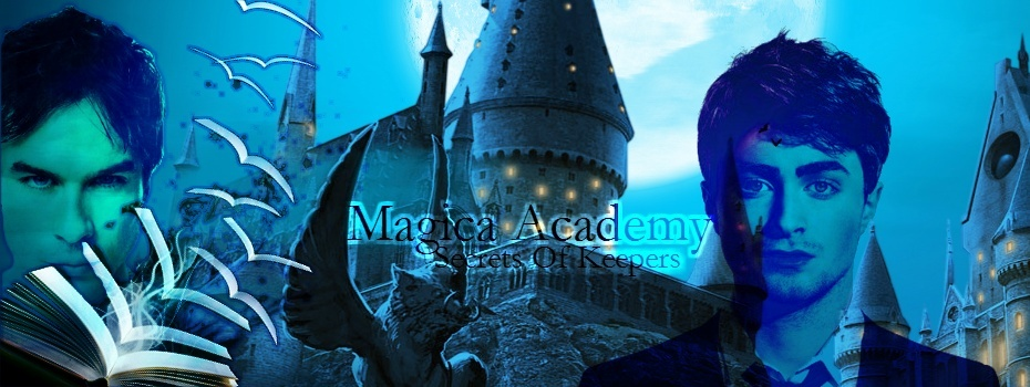 Magica Academy - Secrets of Keepers  Masok10