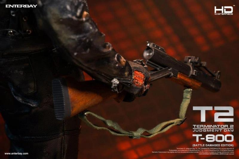 Terminator 2 - T800 Battle Damaged version  12260_10