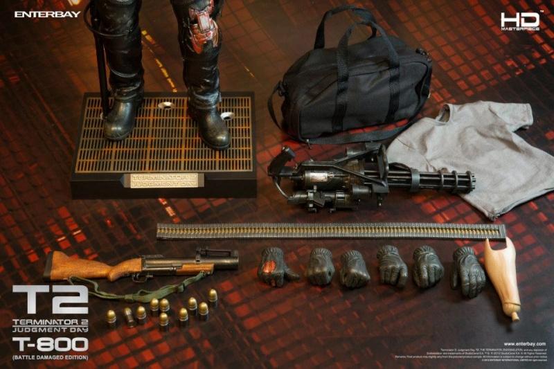 Terminator 2 - T800 Battle Damaged version  15094310