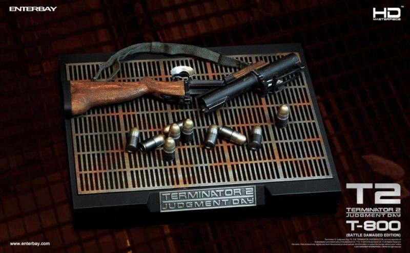 Terminator 2 - T800 Battle Damaged version  20502_10