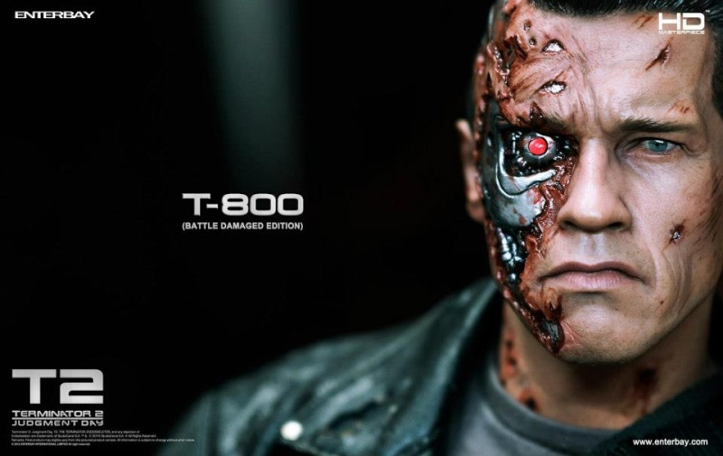 Terminator 2 - T800 Battle Damaged version  30758210