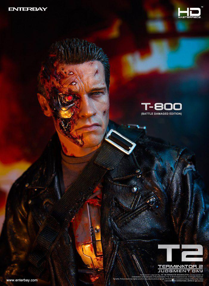 Terminator 2 - T800 Battle Damaged version  38206210