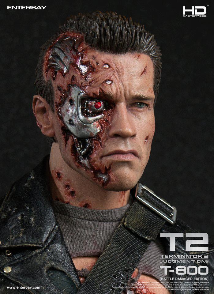 Terminator 2 - T800 Battle Damaged version  74005_10