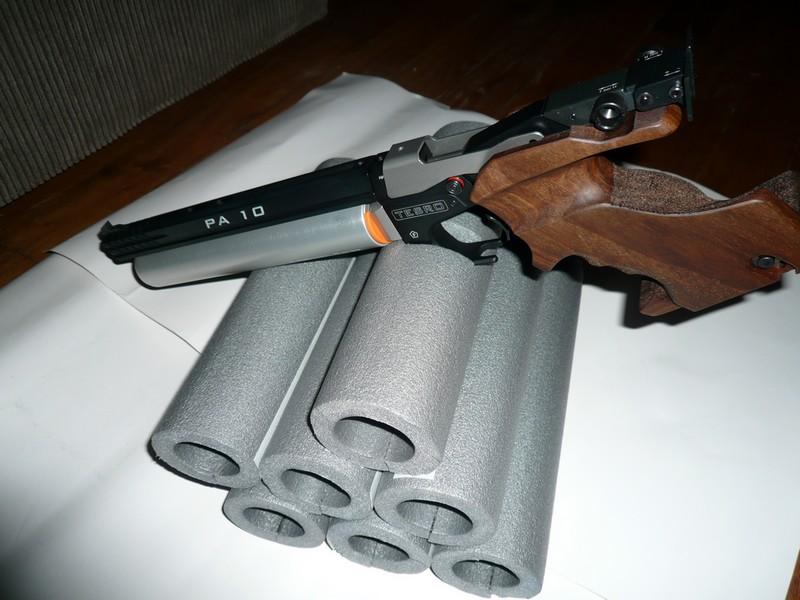 Support repose pistolet pour moins de 10 € P1010014