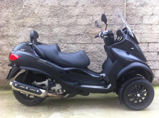 [Vendu] Vente de mon 500 LT noir mat mai 2012 Profil13