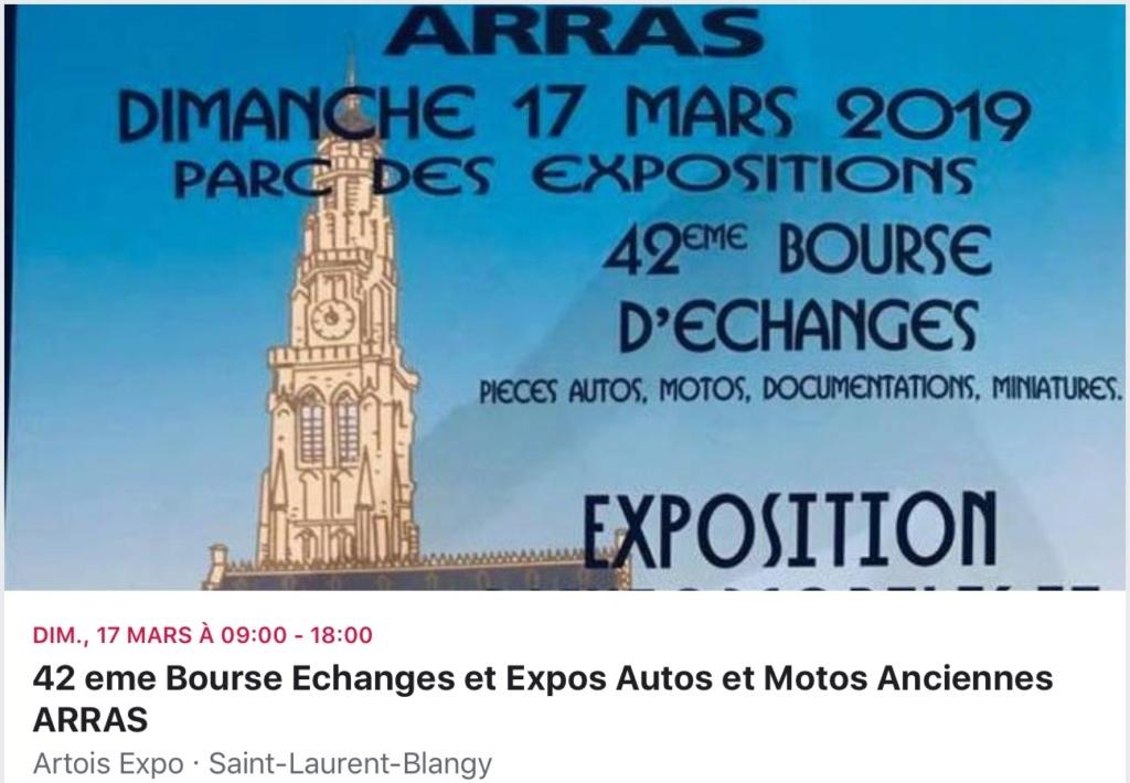 42eme Bourse d'Echanges à Arras Ce dimanche 17 mars Img_6111