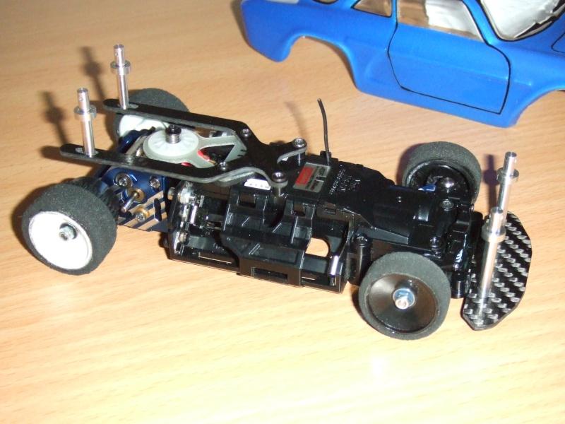 Kit fixation Alpine Tao Racing 111