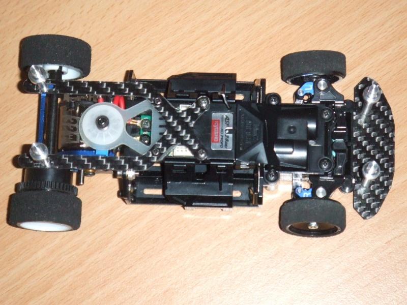 Kit fixation Alpine Tao Racing 211