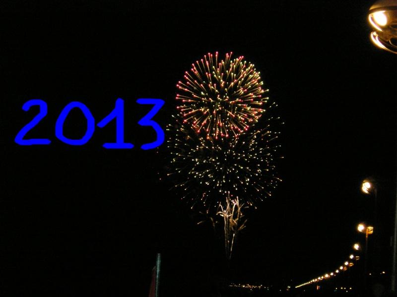 Forum du Médoc vous souhaite une excellente annee 2013  201310