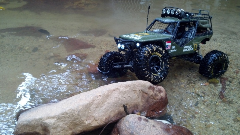 A Great First Experience Trailing with SG CRAWLERS Axle_w11