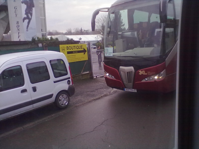 Cars et Bus d'Aquitaine 10012010