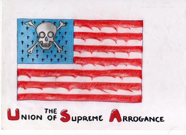 L'Amérique est-elle malade ? Flag10