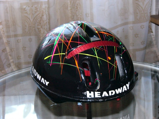 Casque Vintage Headway Medium10