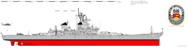 Montage USS New Jersey BB-62, Tamiya, 1/350 --> Besoin d'aide - Page 4 Bb-62_10