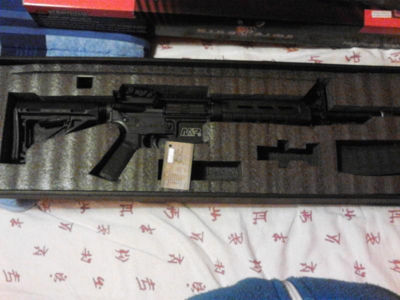 Craquage - Mes réplique glock 23F et M&P15 2013-010