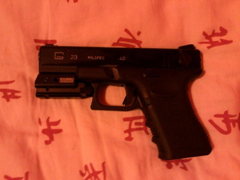 Craquage - Mes réplique glock 23F et M&P15 2013-011