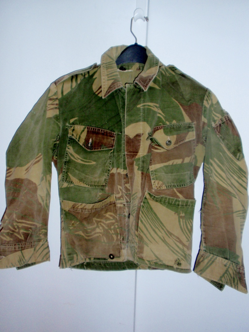Tailored Camo Bush Jacket P1010063
