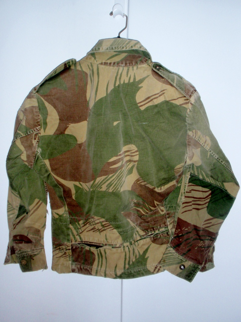 Tailored Camo Bush Jacket P1010065