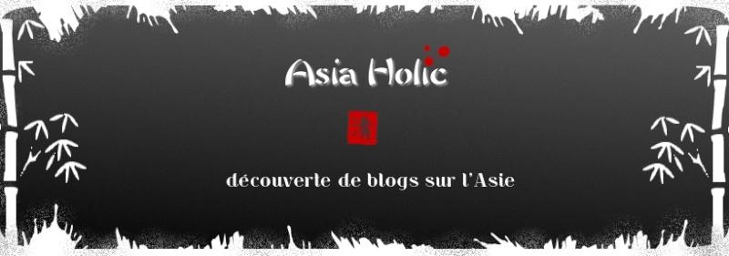 Logo + Bannière AsiaHolic Asiaho10
