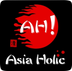 Logo + Bannière AsiaHolic Logo_a10