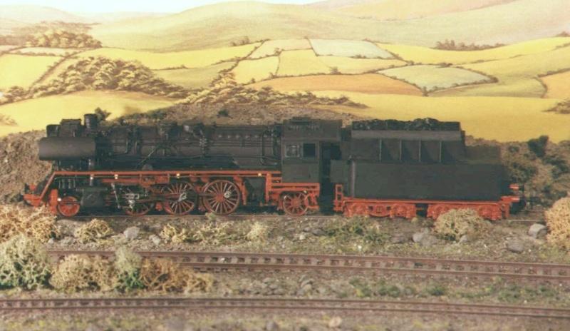 Variationen der Reichsbahn (DR) 23_10010
