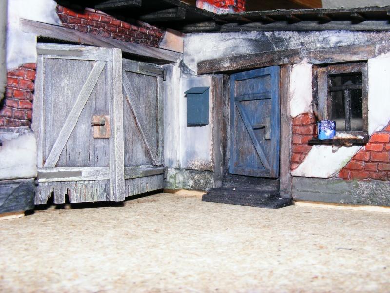 Eine Garage am Rande der Stadt .... Dscf1811