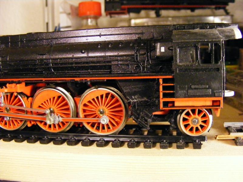 Die Erste einer ganzen Serie, die Reko 01 501 Dscf2811