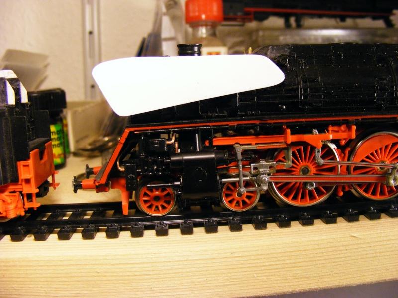 Die Erste einer ganzen Serie, die Reko 01 501 Dscf2812