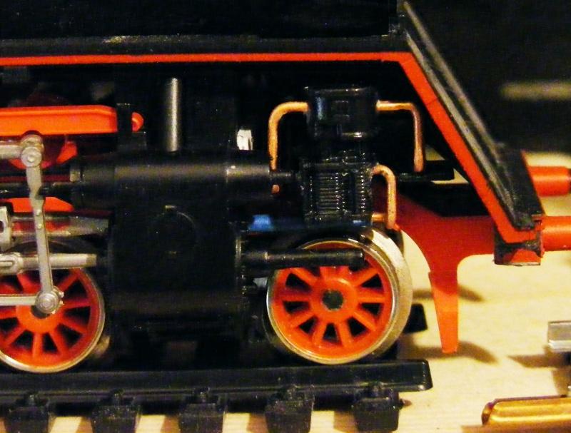 Die Erste einer ganzen Serie, die Reko 01 501 Dscf2814