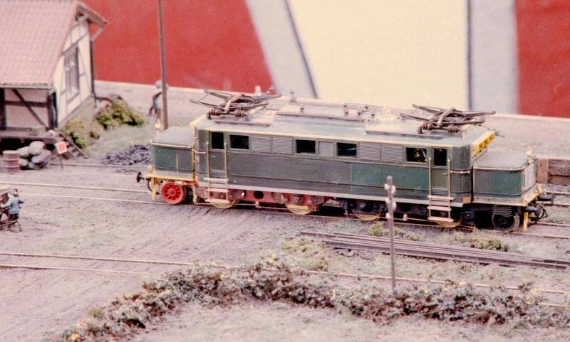 Von nur wenigen im Modell gebaut: Altbau-Eloks E15_0110