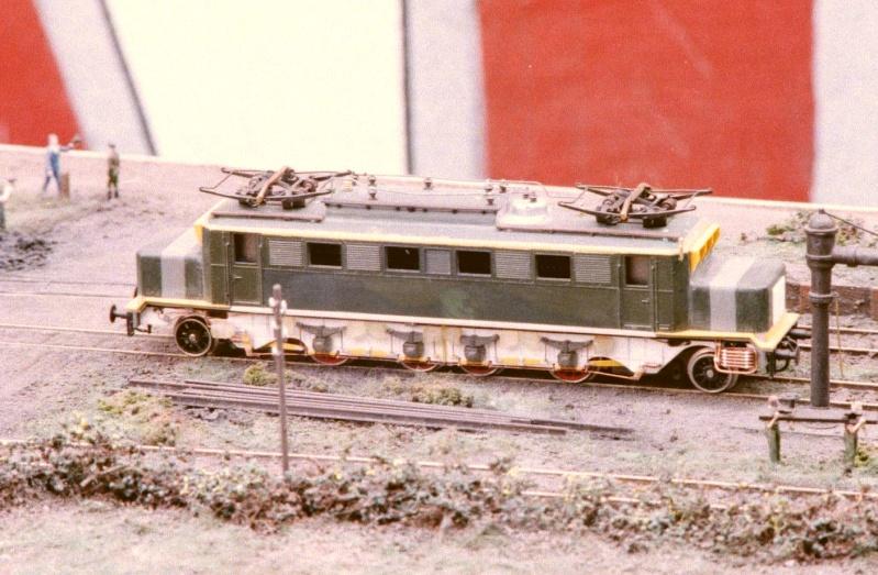 Von nur wenigen im Modell gebaut: Altbau-Eloks E16_1010