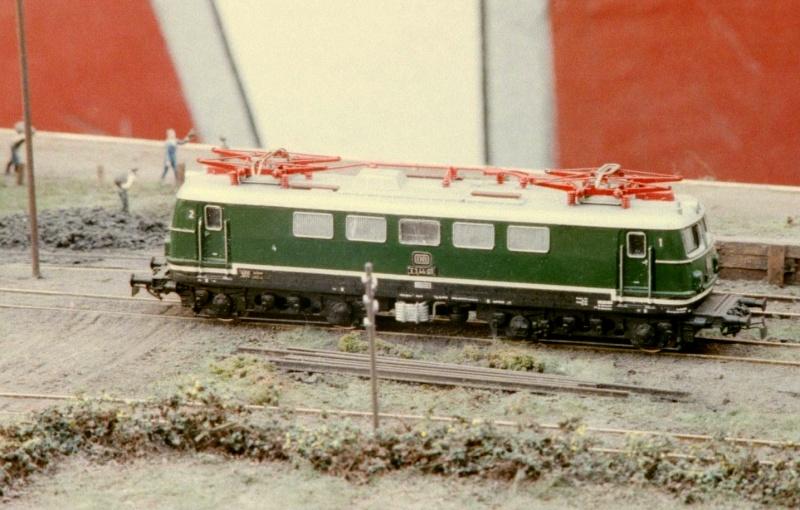 Von nur wenigen im Modell gebaut: Altbau-Eloks E344_010