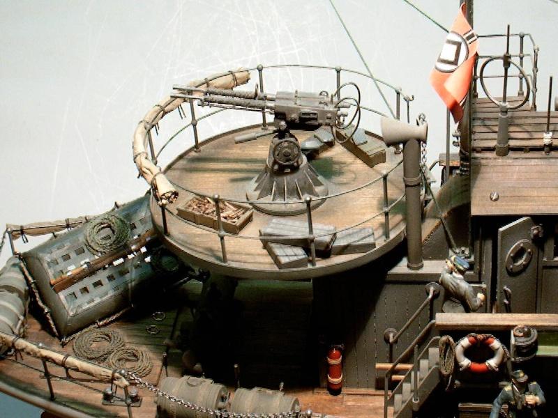 V1208 ein Kriegsfischkutter (KFK) - M=1:35 Kfk_v114