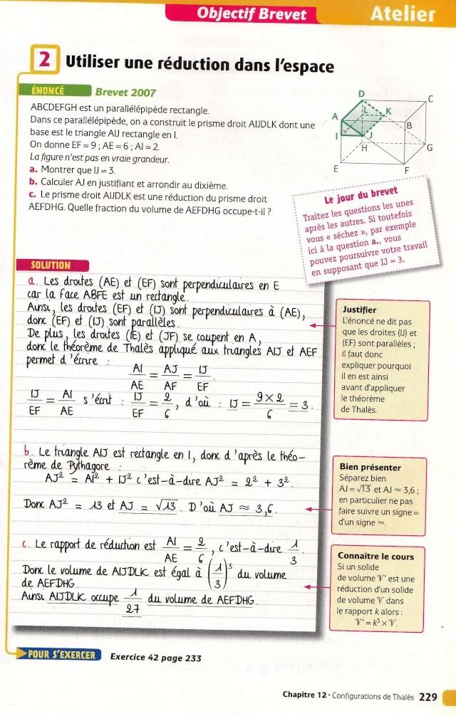 triple défaut d'un manuel de math Erreur10