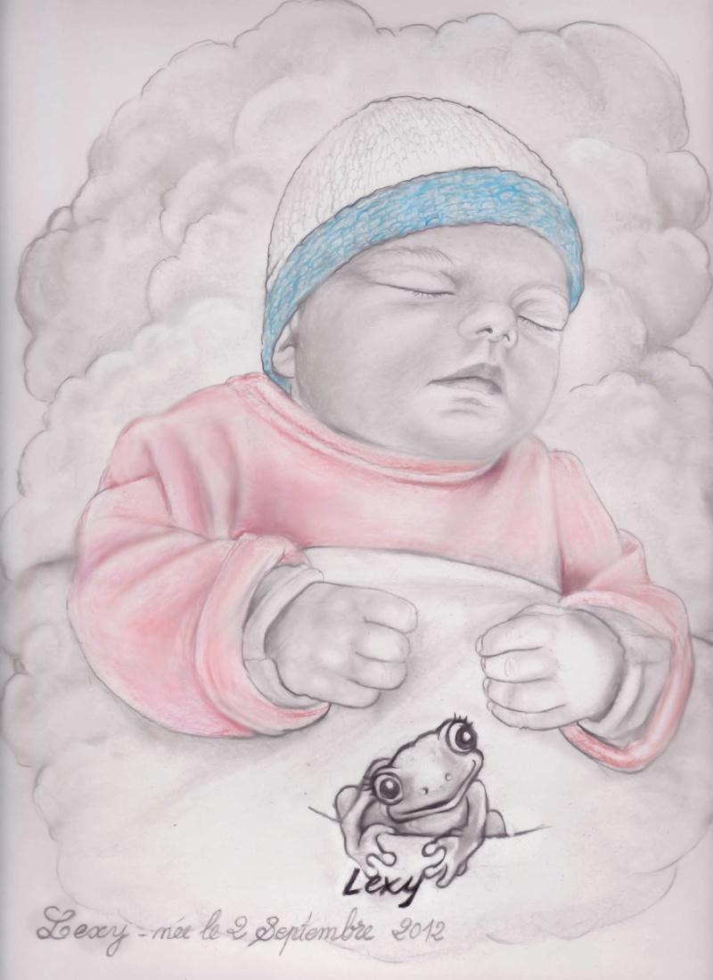 Portraits de nos Anges realise par Mr TABUTAUD  - Page 11 Lexy112