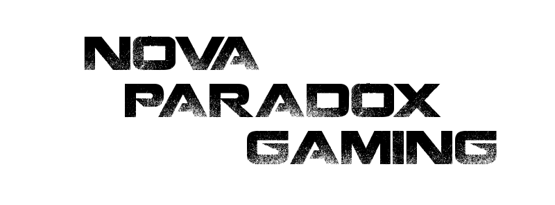 Nova Paradox gaming Community