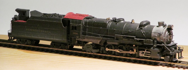 N-Spur Pennsylvania 2-8-2 Damplok-Umbau L1s_211