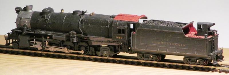 N-Spur Pennsylvania 2-8-2 Damplok-Umbau L1s_311