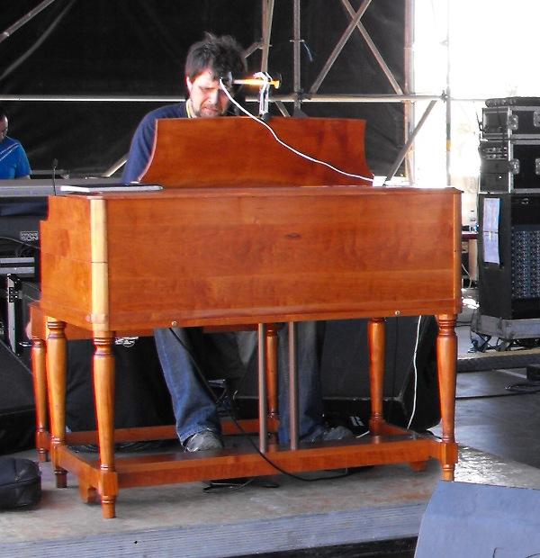 Hammond B3 Orgel im Massstab 1:1 Sounch10
