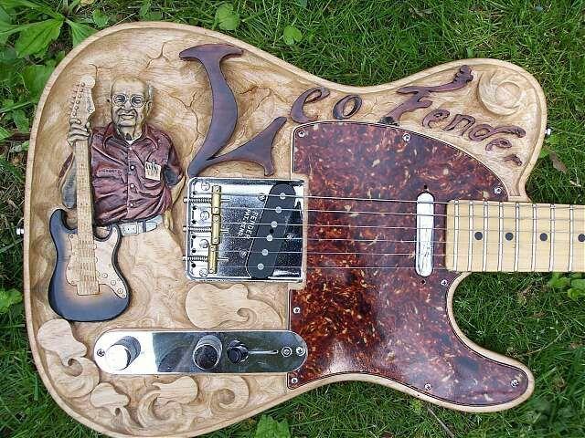 guitare customisée ............... Bb2ef010