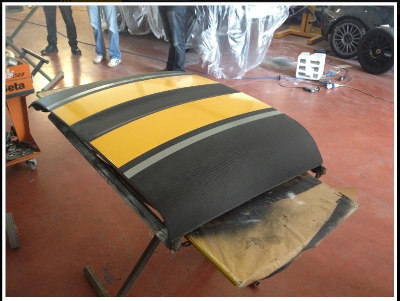 vendo clam anteriore, fianchetti anteriori, hardtop, cofano motore (elise R s2 2008) Img10