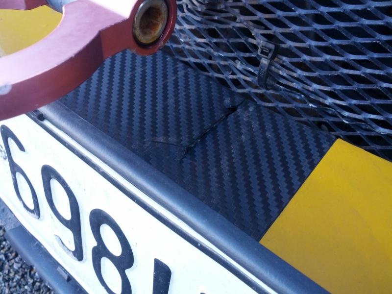 vendo clam anteriore, fianchetti anteriori, hardtop, cofano motore (elise R s2 2008) Img_2011