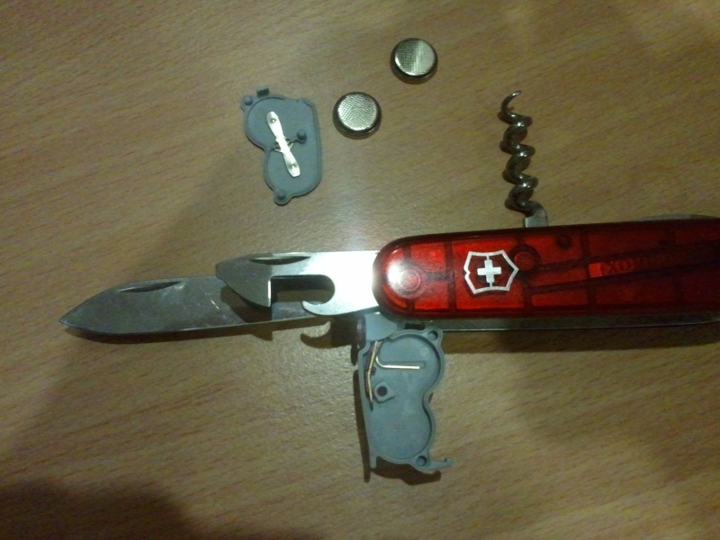Nettoyage et huilage de vos couteaux Suisse 2013-015