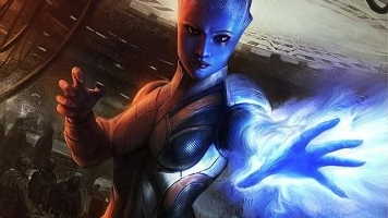 Do you believe Shepard will be the main protagonist in the next Mass Effect game? - Page 2 Liara110