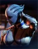 Wrex on the Citadel DLC? Liara210