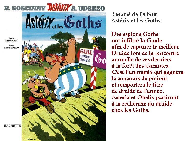Les albums d'Astérix le Gaulois Album_10