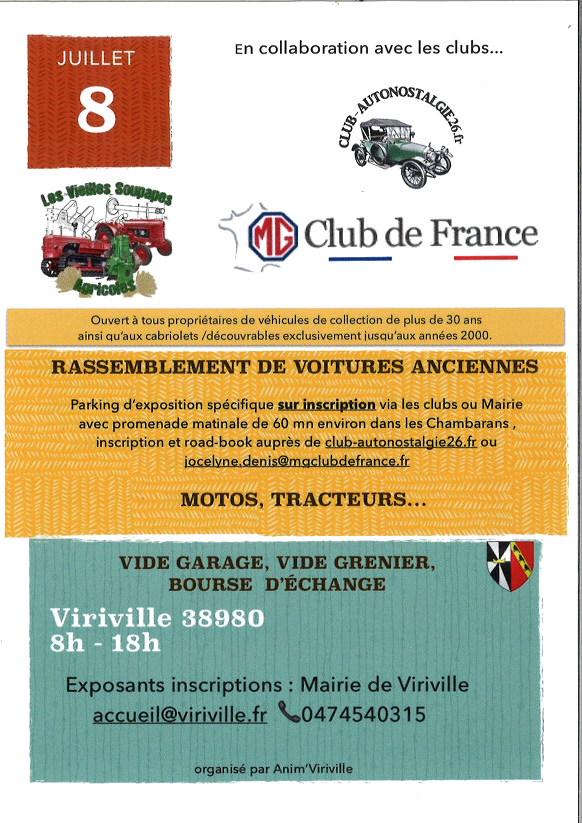 Vide garage motos Flyer10