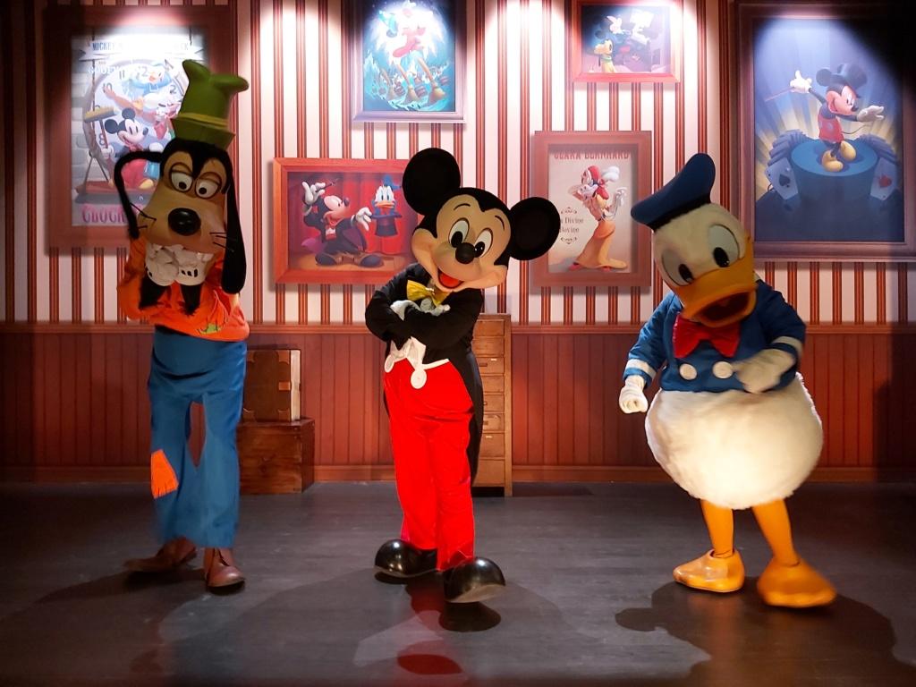 Vos photos avec les Personnages Disney - Page 9 20200710