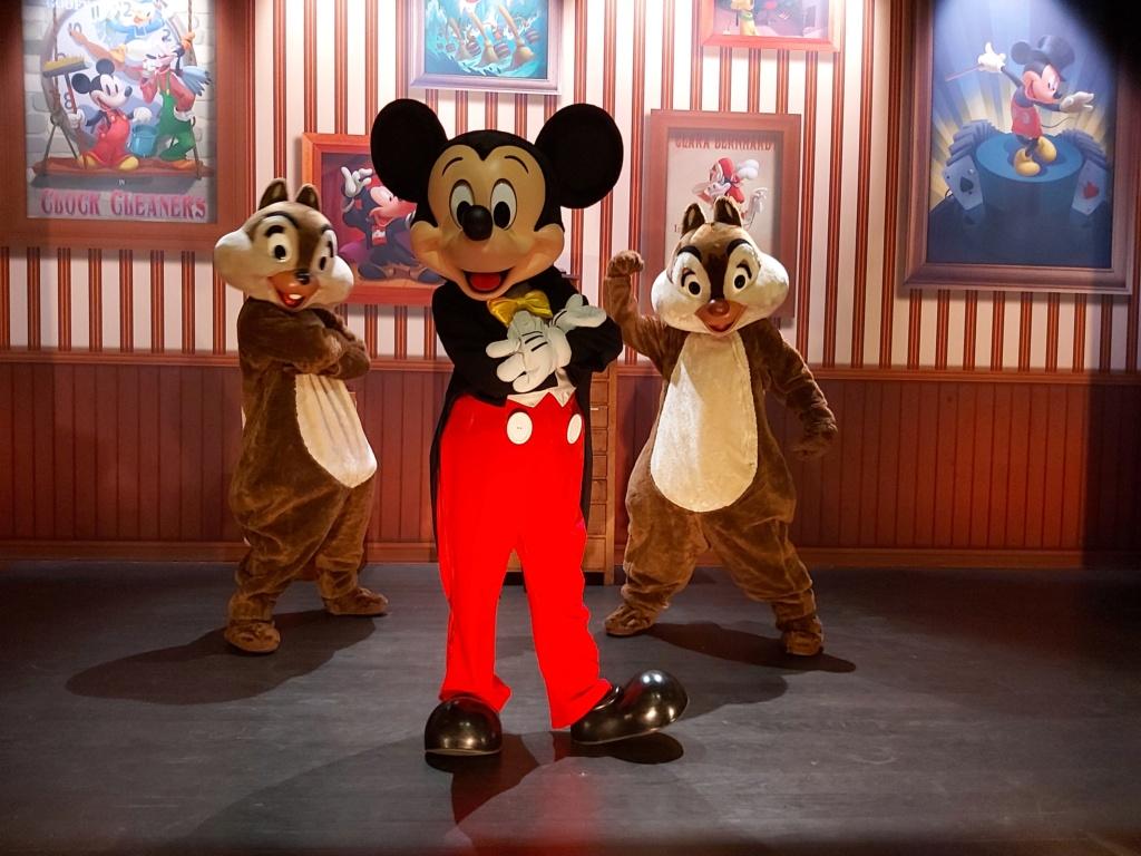 Vos photos avec les Personnages Disney - Page 9 20200713