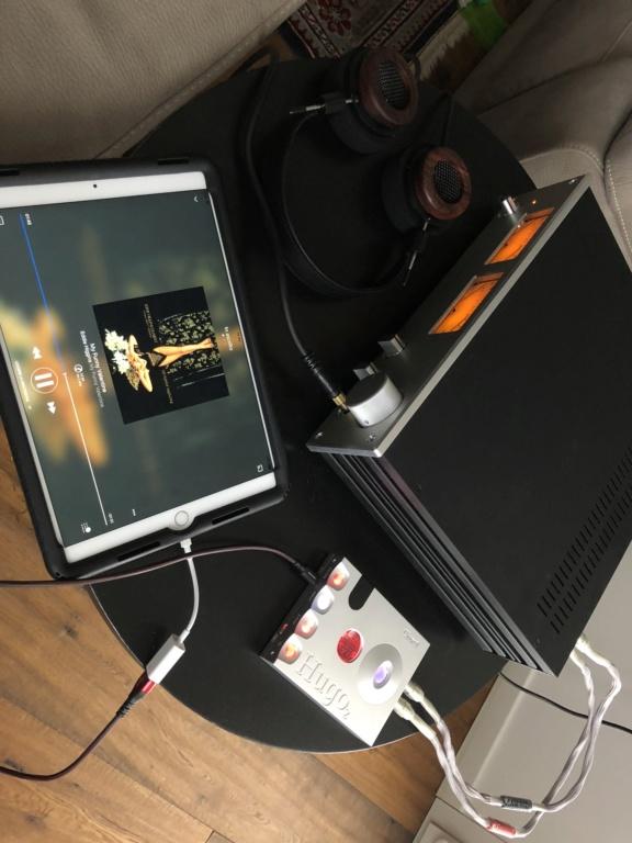 Qobuz network player  Vs smartphone 31359110